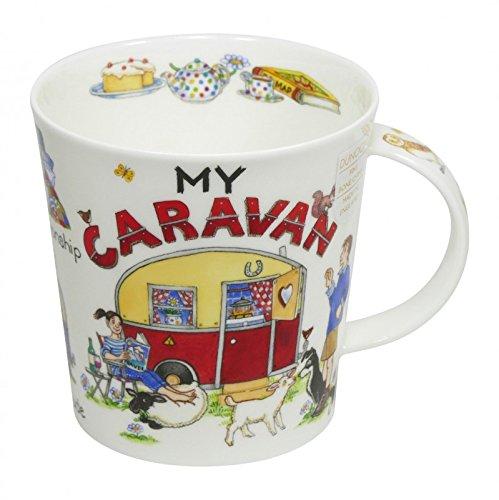 Dunoon Tasse Cairngorm My Caravan 480ml
