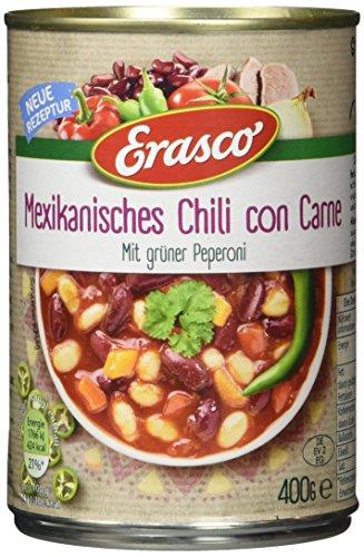 Erasco Chili con Carne, 3er Pack (3 x 400 g)