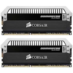 Corsair Dominator Platinum Mémoire RAM DDR3 2400 16 Go
