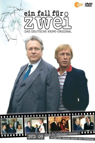 DVD 09: Tödliches Viereck / Strich durch die Rechnung
