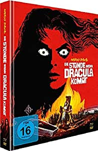 Die Stunde wenn Dracula kommt - Mario Bava-Collection - Mediabook/Limited Collector's Edition  (+ DVD) (+ Bonus-DVD) [Blu-ray]