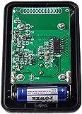 Safebao® Plug-in Wireless Drahtlose Wasserdichte Türklingel, 28 Klingeltöne (2 Klingelknopf + 1 Empfänger) -