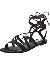Steve Madden Women's Wrapping Fashion Sandals