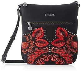 Acheter Desigual 19WAXPAZ, sac bandoulière femme 28.5x4x26.2 cm... en ligne