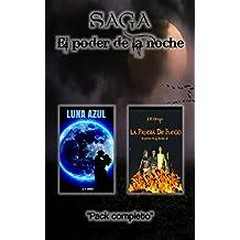 """PACK SAGA """"EL PODER DE LA NOCHE"""""""