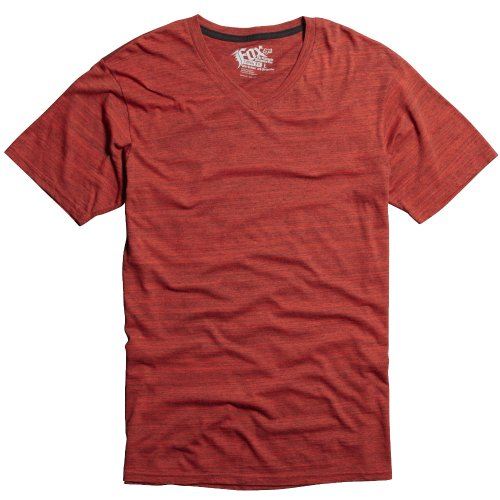 Fox - - Herren Leere Up Premium T-Shirt Red