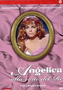 Angelica Alla Corte Del Re (Dvd)
