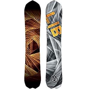 LIB Tech Herren Freeride Snowboard T-Rice Gold Member FP C2X 163 2019
