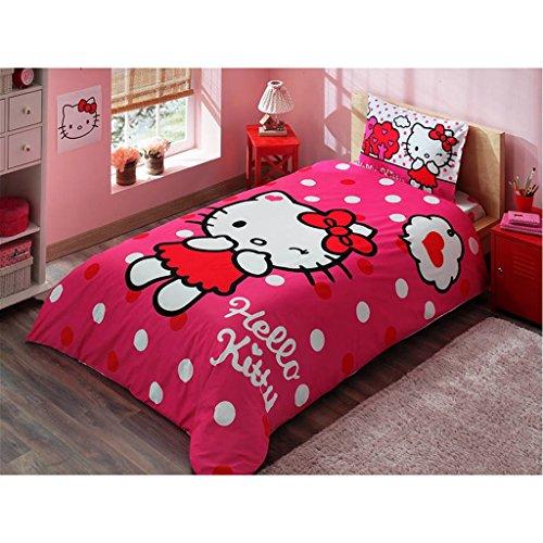 100-algodn-rosa-hello-kity-juego-de-ropa-de-funda-de-edredn-nuevo-con-licencia-hello-kity-kids-doble