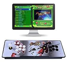 XSC 1000 + juegos clásicos arcade de la máquina de arcade de la consola 2 reproductores caja de Pandora 1280 * 720 video juego consola joysticks HDMI VGA