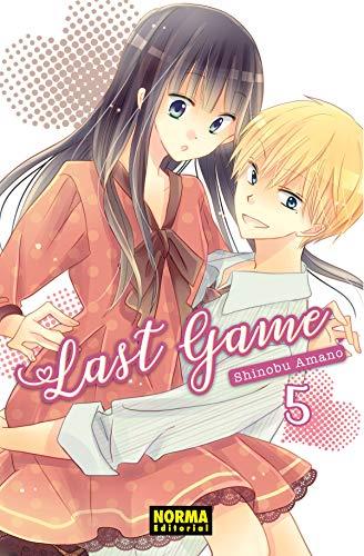 Last Game 05 por Shinobui Amano