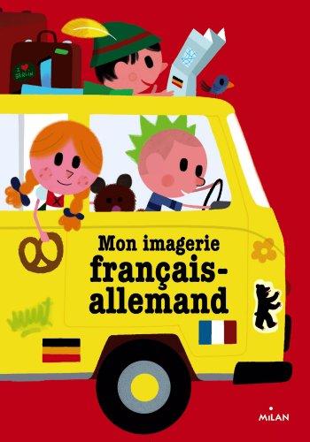 Mon imagerie français-allemand