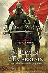 The Thorn of Emberlain: Book Four of the Gentleman Bastard Sequence (English Edition)
