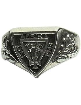 Ring, Fingerring DAK Deutsch-Afrika Korps Rommel