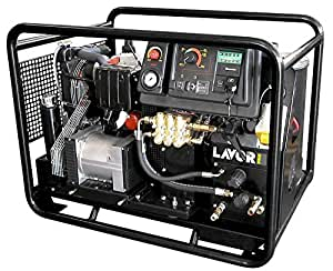 Lavor Thermic 17HW Diesel Engine Hot Water High Pressure Washer Jet Cleaner Electric Key Start
