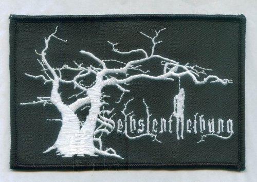 Selbstentleibung - Logo Aufnäher / - Wikinger-logo-patch