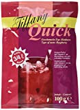 Marco Polo Tiffany Quick Himbeere Instant-Pulver, 25er Pack (25 x 100 g)