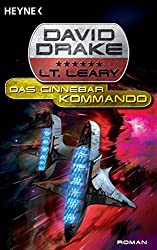 Das Cinnabar-Kommando: Lt. Leary Bd. 2 - Roman