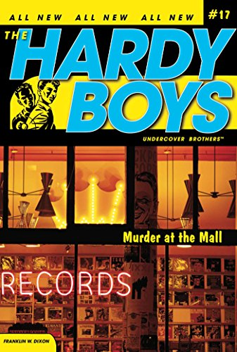 Murder at the Mall (Hardy Boys (All New) Undercover Brothers Book 17) (English Edition)