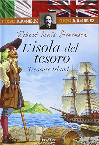 L'isola del tesoro-Treasure island. Ediz. bilingue