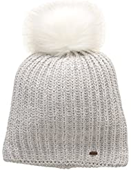 O 'Neill Girls Lilly Beanie Black Out