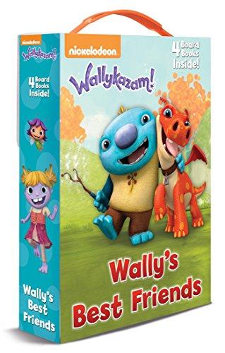Wally's Best Friends (Wallykazam!) por Kristen L. Depken