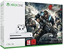 Xbox One S Gears Of War 4 Bundle (1 TB) [Importación Inglesa]