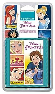 Panini France SA SA- Disney Princesas (11) Blister 6 Fundas, 2515-038