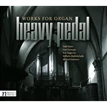Heavy Pedal-Works for Organ