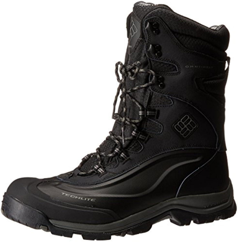Columbia - Zapatillas de senderismo para hombre, color negro, talla 40.5 EU