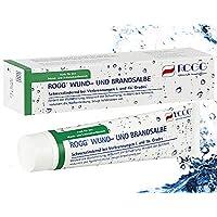 ROGG Wund- und Brandsalbe. Effektive Heilung der Wunden und Verletzungen der Haut, Schnittwunden, Schürfwunden... preisvergleich bei billige-tabletten.eu