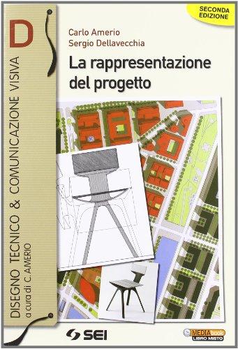 La rappresentazione del progetto D. Con espansione online. Per le Scuole superiori