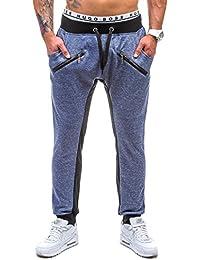 BOLF – Pantalons de sport – Joggings pantalons – J.STYLE 1067 – Homme