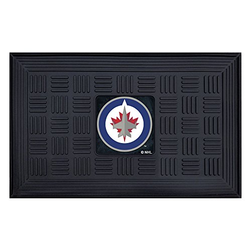 Sports Licensing Solutions, LLC NHL - Winnipeg Jets Door Mat 19.5