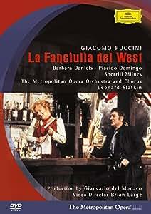 La Fanciulla Del West: Metropolitan Opera (Slatkin) [DVD] [2005] [NTSC]