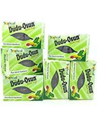 Dudu-Osun African Black Soap - Lot de 6 Savons Noir by Tropical Naturals 150gr