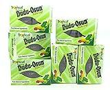 6x150g Dudu-Osun African Black Soap - Batch von 6 schwarzen