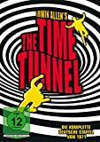 The Time Tunnel - Die komplette deutsche Staffel von 1971 (inkl. Wendecover) [4 DVDs]