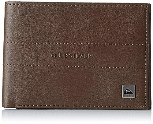 Quiksilver Wallets Stitched II M, marron, L, eqyaa03281de ctk0