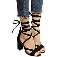 9c27aaa131c50d Suchergebnis auf Amazon.de für  Sandaletten mit Schnürung