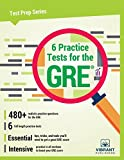 6 Practice Tests for the GRE: 4 (Test Prep)