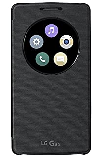 LG CCF-490GNOIR Etui folio pour LG G3 S Noir (B00N9BN5LI) | Amazon price tracker / tracking, Amazon price history charts, Amazon price watches, Amazon price drop alerts