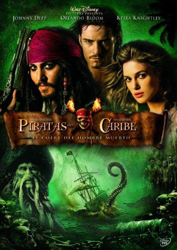 Piratas del Caribe: El Cofre del Hombre [DVD]