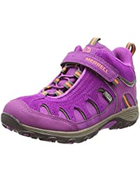 Merrell Light Tech Hike Mid AC Waterproof - Botines Niñas