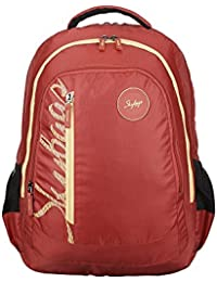Skybags 30 Ltrs Red Laptop Backpack (LPBPGIZ5RED)