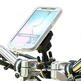 BuyBits Halterung für Galaxy Bundle TiGRA MountCase S6 Metall U Bolt Bike Motorrad Lenker Halterung