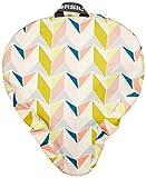 Basil Sattelbezug Triangle, Multicolor, One Size, 50419