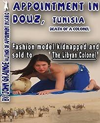 Appointment in DOUZ, Tunisia