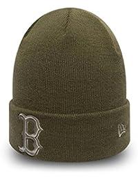 New Era Era da Uomo League Essential Boston Red Sox Polsino in Maglia 899541479ece