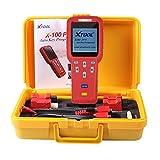 Xtool X100Pro auto programmatore chiave auto per veicolo ECU immobilizzatore lettore di codice PIN multi marca auto diagnosi Tools update online
